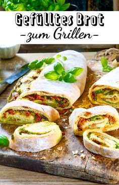 Diese Idee zum #Grillen ist goldwert! #Brot