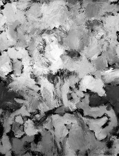 Abstract, olieverf. Compositie, toon en kleur  verhouding. Kunstenaar is mij niet bekend. Wie het wel weet? graag reactie...