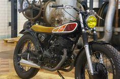 The 2014 Cosmic Nozems Motorshow - part 16 - Pure - CB Motos Honda, Honda 125, Riders On The Storm, Vintage Cafe Racer, Street Tracker, Scrambler, Custom Bikes, Cosmic, Motorbikes