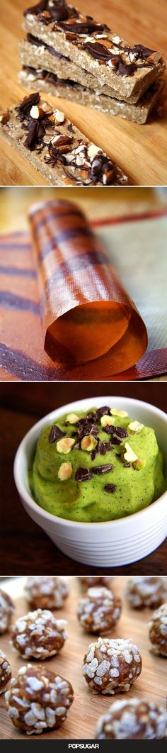 Save Dough and Let the Pounds Go! DIY Healthy Snacks