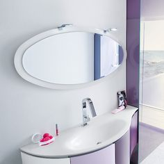 Sun Mirror, Sink, Bathrooms, Furniture, Home Decor, Modern Bathrooms, Recipes, Sink Tops, Vessel Sink