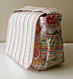 Riley Blake Designs Blog: Project Design Team Wednesday ~ Pretend Play Diaper Bag