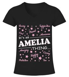 # AMELIA THING  .  AMELIA THING   A GIFT FOR A SPECIAL PERSON  It's a unique tshirt, with a special name!   HOW TO ORDER:  1. Select the style and color you want:  2. Click Reserve it now  3. Select size and quantity  4. Enter shipping and billing information  5. Done! Simple as that!  TIPS: Buy 2 or more to save shipping cost!   This is printable if you purchase only one piece. so dont worry, you will get yours.   Guaranteed safe and secure checkout via:  Paypal | VISA | MASTERCARD