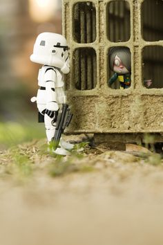 Toys Photography - i'm sorry, i'm wrong