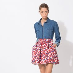CHEMISE collection maje