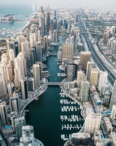 UAE From Above: Mesmerizing Drone Photography by Huda Bin Redha #photography