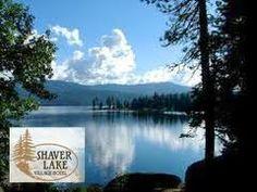 Shaver Lake Camp Edison