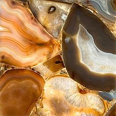 CAESARSTONE Brown Agate™ Available 20mm