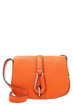 Tiger of Sweden MARSILI - Across body bag - orange £165.00 # #fashionclothing #ReviewsClothing