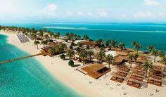 MSC Cruzeiros anuncia ilha Sir Bani Yas 'Oásis de Praia' como destino