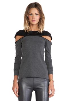 Bailey 44 Anxiety Top in Grey | REVOLVE