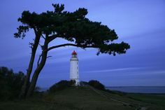 ... steht das Wahrzeichen der Insel: der 28 m hohe Leuchtturm. Er wurde 1888 in Betrieb genommen.
