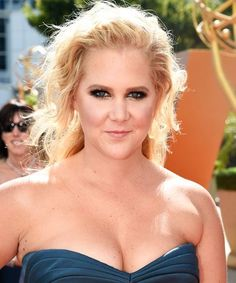 Amy Schumer thanked the one person nobody thanks in their acceptance speech