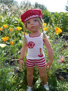 Летние наряды для Яны и Вики.Одежда для кукол Готц. / Одежда и обувь для кукол - своими руками и не только / Бэйбики. Куклы фото. Одежда для кукол