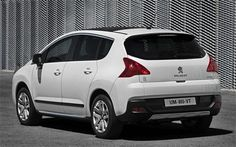 Peugeot 3008 Hybrid 4 is the most ecological car in 2012. Crossover French manufacturer, the first in a series of models that uses a variant hybrid diesel and electric motor was in competition with ten other vehicles from different countries of origi