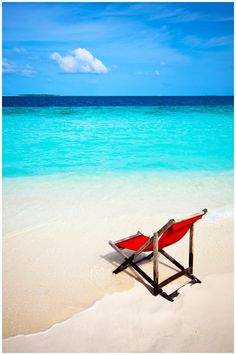 The Maldives, Indian Ocean -- Relaxation by Dave Wragg