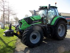 Deutz-Fahr Agrotron 6215 TTV New Holland, Atv, Old And New, Sims, Places, Vehicles, Collection, Symbols Of Strength, Agriculture
