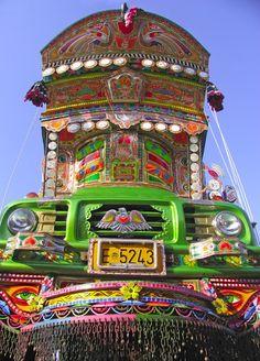 Camion de Pakistan