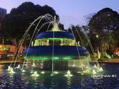 Praça Ary Coelho - Campo Grande/MS