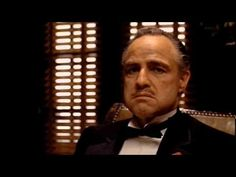Opening Scene Godfather - YouTube - Use it for the opening of the 4th Stall book to explain the pop culture reference