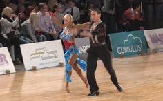 WDSF 2015 | Armen Tsaturyan - Svetlana Gudyno | Samba 1/4