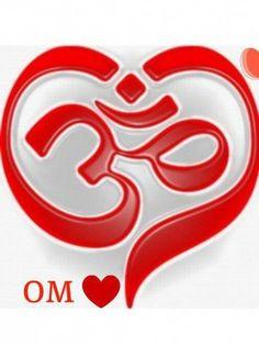 Peace and Love ohm Namaste Symbol, Om Symbol, Hamsa, Aum Tattoo, Reiki, Yoga Tattoos, Tatoos, Zen, Vibrant Hair Colors