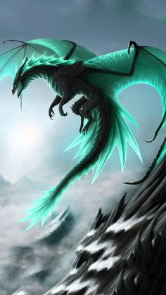 Discover the first French-speaking site on the Dragon Theme, all the resources . Mythical Creatures Art, Mystical Animals, Mythological Creatures, Magical Creatures, Dark Fantasy Art, Fantasy Artwork, Fantasy Town, Fantasy Forest, Fantasy Drawings