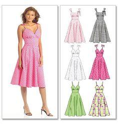 Summer dress 18 oz