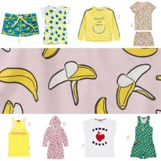 5 kinderkleding trends voor de zomer - fruit prints #leukmetkids #zomer #lente Fruit Print, Tote Bag, Prints, Bags, Fashion, Handbags, Moda, Carry Bag, Dime Bags