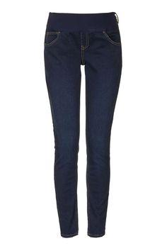 Photo 1 of MATERNITY Dark Jamie Jeans