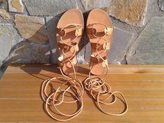 13 Beste Greek Handmade leather images Sandalos images leather on Pinterest   Pelle 3abadb