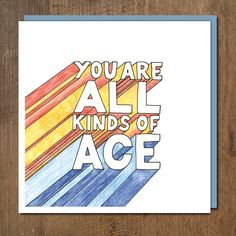 All Kinds of Ace by Urban Graphic Studio. Published by Urban Graphic Ltd.
