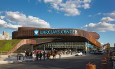 Barclays Center, Nueva York, NY - SHoP Architects - foto: David Sundberg/Esto
