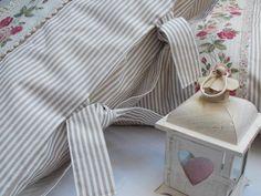 Úžitkový textil - Vankúš,Vankúšiky - Vidiecky Štýl, Čajová Ruža - 2104192