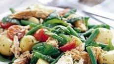 Asparagus & tuna salad | BBC Good Food