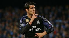 averaging a goal every 104 minutes, Alvaro Morata is making the most of the playing time he gets, and is in fact the best out of the entire Real Madrid squad in terms of his goalscoring ratio per minutes played.