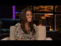 Chelsea Lately: Rosario Dawson (Vagina friendly interview)