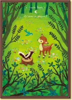 バンビの森 franche lippee