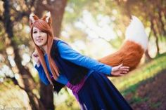 Spice and Wolf Holo Cosplay by EroticNeko