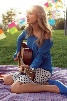 Taylor Swift advertising Keds