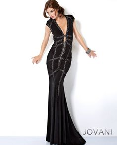 I could see you wearing this. Jovani 9079
