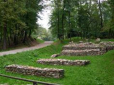 Parco Archeologico di Castelseprio nel Castelseprio, Lombardia