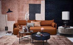 Kleuren inspiratie woonkamer goedkoop sofa lounge met salontafel