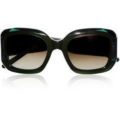 Eyewear Marni ($200) ❤ liked on Polyvore