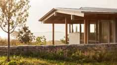 The Ultimate Indoor-Outdoor House on 36 Acres in Coastal Maine