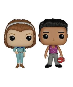 Take a look at this Saved by the Bell AC Slater & Jessie Spano Pop! Figurine Set today!
