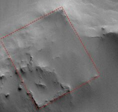 "UFO Hunters Discover 'Castle Ruins' On Mars? Everyone's favourite hyper-optimistic UFO website suggests the buildings ""over millions of years in space, they get covered by cosmic dust particles and get buried""."