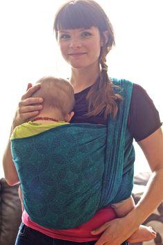 #oscha starry night maya #babywearing http://www.oschaslings.com