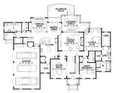 b3bf9c505d6e30e85380de9e329292ca dream house plans house floor plans mediterranean house plans mediterranean house plan d65 3856,6 Room House Floor Plan