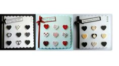 Personalised Hearts Card - Engagement,Wedding,Anniversary, £4 #CRAFTfest